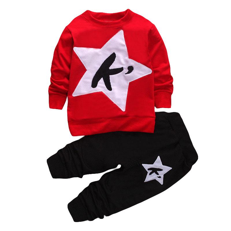 LZH Children Clothes 17 Autumn Winter Girls Clothes Set T-shirt+Pant 2pcs Outfits Kids Boys Sport Suit For Girls Clothing Sets 16