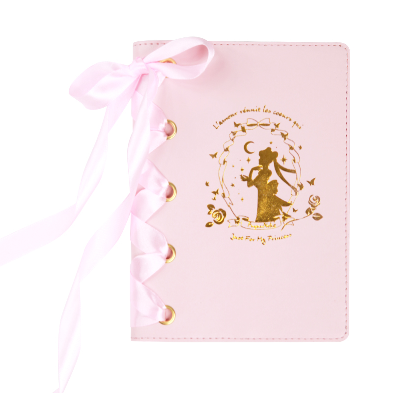 anime sailor moon Tsukino Usagi notebook book stationery costume cosplay
