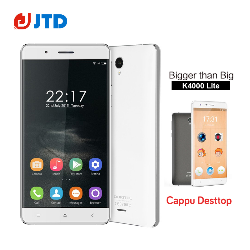 not oukitel k4000 lite dual sim 4g lte 5 inch smartphone 2gb ram android 5 1 lollipop hasn't