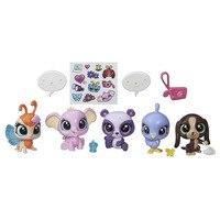 5 stücke LPS #254-#258 Tensey Lee Penny Ling Pinky Probo Jagen Schmetterlinge 5 Paket Haustiere 2
