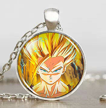 Dragon Ball Z Gohan Pendant Necklace