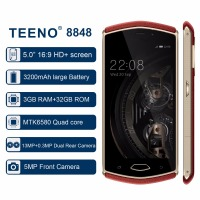 "cell phone screen TEENO Vmobile 8848 Mobile phone Android 3GB+32GB 5.0"" HD Screen 13MP Camera Dual Sim celular Smartphone unlocked Cell phone (2)"