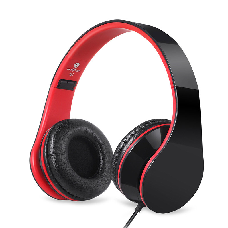 Best Wired Headphones Gaming Headsets Deep Bass Stereo Auricular Music Earphone Fone De Ouvido For Phones MP3 MP4 Computer PC