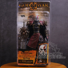 NECA God of War Kratos PVC Action Figure Collectible Model T
