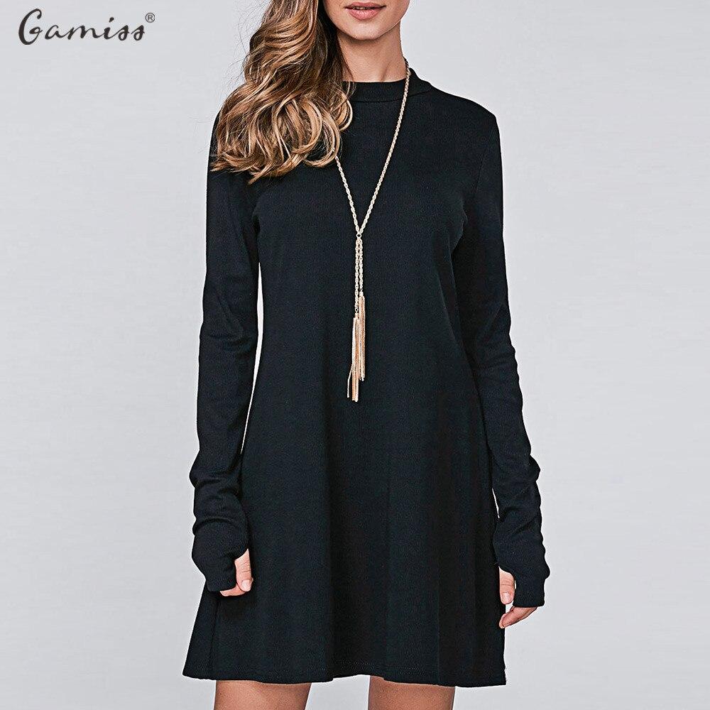 Online Get Cheap Long Sleeve Casual Dresses -Aliexpress.com ...