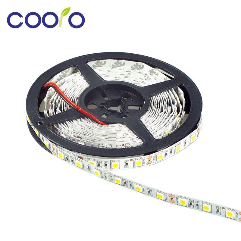 LED Strip 5050  fiexible light 60Led/m,5m 300Led,DC 12V,White,Warm White,Red,Green,Blue,Yellow,Free shipping