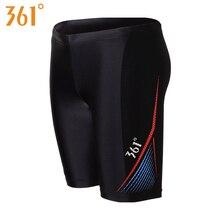 361 pantalones cortos de baño ajustados para hombres M 3XL traje de baño profesional de secado rápido para hombre Pantalones de natación de talla grande bañador de hombre Jammer