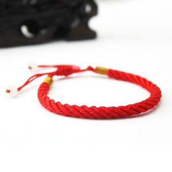 Bracelet Rouge Tibetain