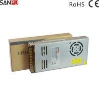 IWHD LED Power Supply 12V 400W 33.3A Lighting Transformer 220V To 12V Electronic LED Driver Adapter 110V 220V In 12 Volt