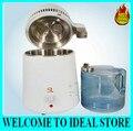 1 pc Anel de Vedação + Aço Inoxidável Destilador de Água Purificador de Água Da Máquina 4L/luar destilador cerveja destilador de água do agregado familiar