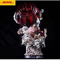 42 одна деталь статуя соломенная шляпа Пираты бюст Обезьяна D. луффи полной длины портрет нами GK 1/4 фигурку игрушки коробка 106 см Z521