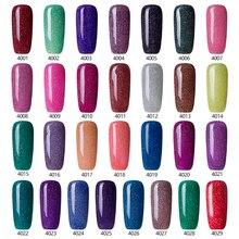 Azure Beauty Neon Colorful Nail Gel Polish 29 Colors Professional Led UV Soak Off Gel Lacquer Nail Art Long Lasting Nail Liquid
