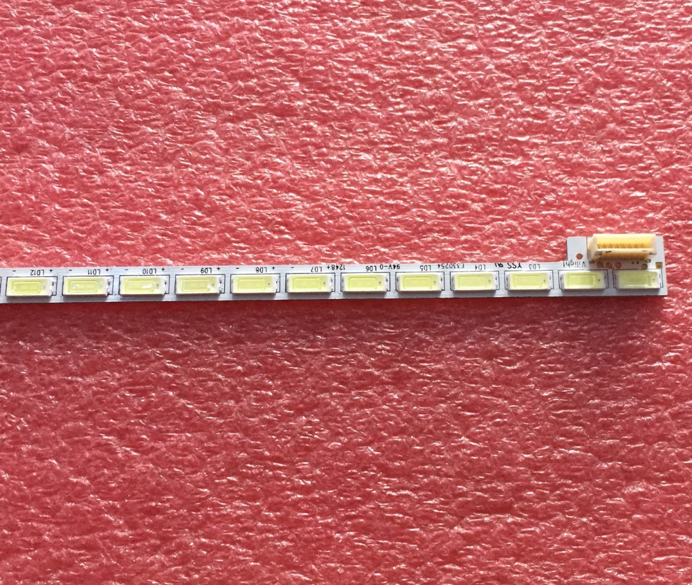 New 5 PCS/lot 60LEDs 525mm LED Backlight Strip For LG 42LS570T T420HVN01.0 74.42T23.001-2-DS1 74.42T23.001