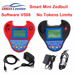 Smart Mini Zed Bull Key Progra