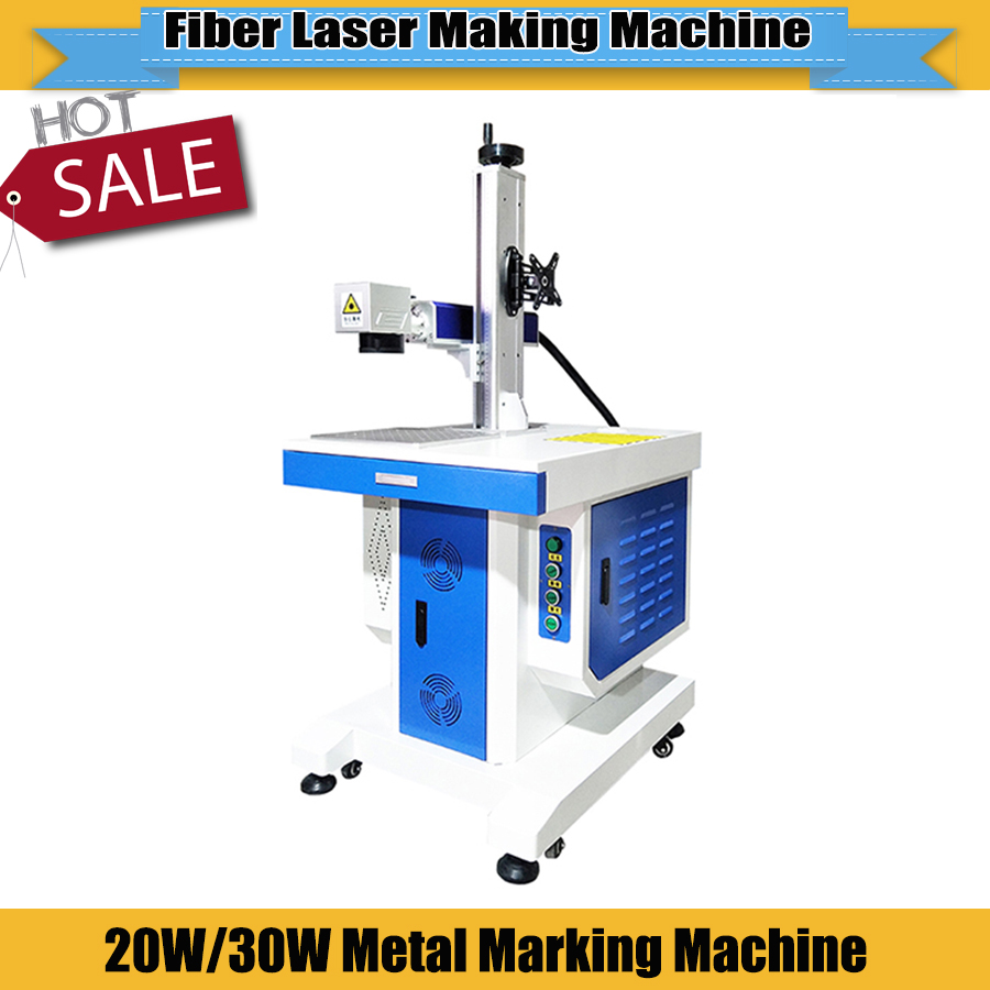 Factory Directly Price CNC Mobile Watch Phones Cnc Metal Fiber Laser Marking Machine For Sale