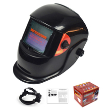 Skull Solar Automatic Darkening Welding Mask for MIG MMA TIG Welding Helmet Goggles Light Filter Welder's Soldering Work
