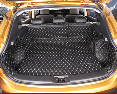 Best Quality Special Trunk Mats For Nissan Qashqai 2018