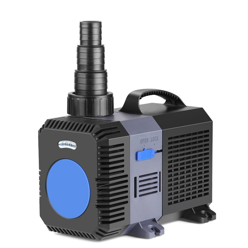 10000-16000L/h SUNSUN Inline Submersible ECO Pond Filter Pump Frequency Aquarium Water Pump for Koi Fish Waterfall Fountain10000-16000L/h SUNSUN Inline Submersible ECO Pond Filter Pump Frequency Aquarium Water Pump for Koi Fish Waterfall Fountain
