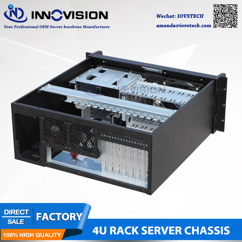 Image 4 - Stable 4Urack mount chassis RC450 IPC Case 1.2 2.0mmSGCC Material-in Industrial Computer & Accessories from Computer & Office