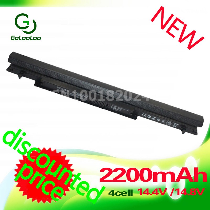 2200mAh Laptop Battery for Asus K56CB A41-K56 A31-K56 A32-K56 A42-K56 A46C A56C E46 K56C S405 S550C S56C S405CA S40CM U48C U58CM quying 15 6 inch lcd matrix for asus x502ca x550c s550c a56c s56c k550d x550v y581c notebook laptop replacement screen page 9