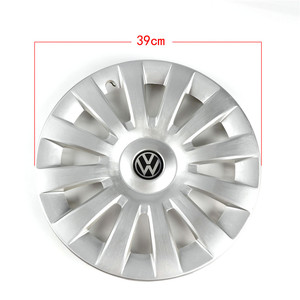 1 шт. OEM 390 мм 39 см хромированный колпак ступицы центра колеса крышка логотипа эмблема Замена для Фольксваген Джетта 1GD 601 147 A