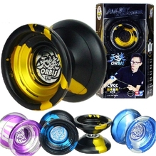High Quality Professional Aluminum Butterfly YoYo Ball KK Bearing Trick toys best gift for kids & adults