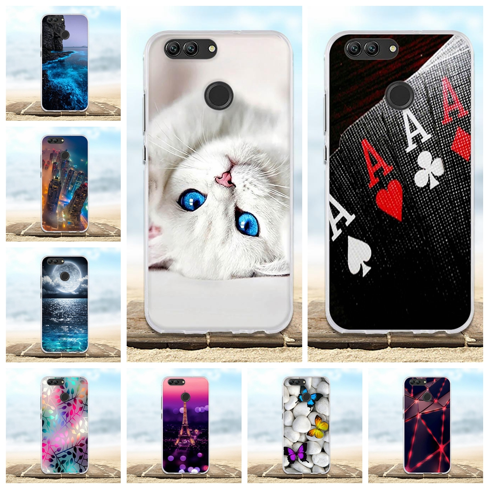 5.0'' Cover For Huawei Nova 2 Case 3D Cute Cat Fundas Coque For Huawei Nova 2 Phone Cases Soft Silicone TPU Bags Shell Nova2-in Fitted Cases from Cellphones & Telecommunications on Aliexpress.com | Alibaba Group