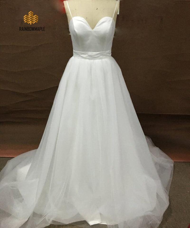 Beaded Cheap Organza Beach Wedding Dresses China Ball Gown: White Tulle Ball Gown Beach Wedding Dresses Fashion