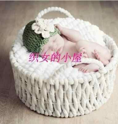 אבזרי צילום יילוד סל תינוק אבזרי סטודיו אבזרי אולפן בגדי צילם