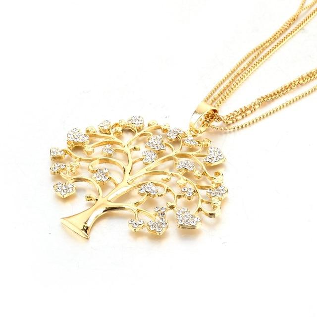 Chicvie уникальные винтажные Австрийские кристаллы ожерелье