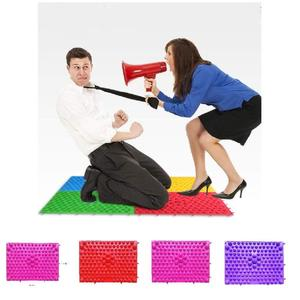 Image 5 - Gorąca sprzedaż trwała refleksologia masaż stóp Pad Toe ciśnienie krążenie krwi podkładka pod talerz DC88 do masażu
