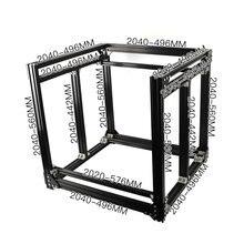 Алюминиевая Экструзионная рамка для 3d принтера blv mgn cube