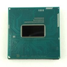 Intel Core i3 4000M SR1HC двухъядерный ноутбук 2,40 ГГц процессор CPU