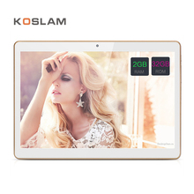 Новый 10 Дюймов 3 Г Android 7.0 Tablet PC 1280×800 IPS Экран Quad Core 2 ГБ RAM 32 ГБ ROM Dual Sim-карты Телефон Call 10 «Phablet