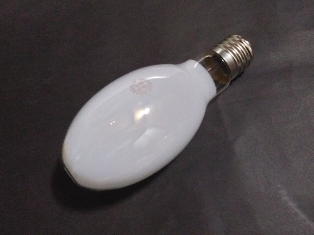 Self Ballasted Mercury Lamp Ballast Free Bulb No Need Street Light Square