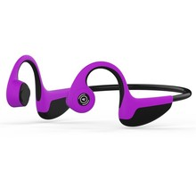Bone Conduction Bluetooth Headphones Game Headset Subwoofer Sports Wireless Running Blue Mini Version Ipx6