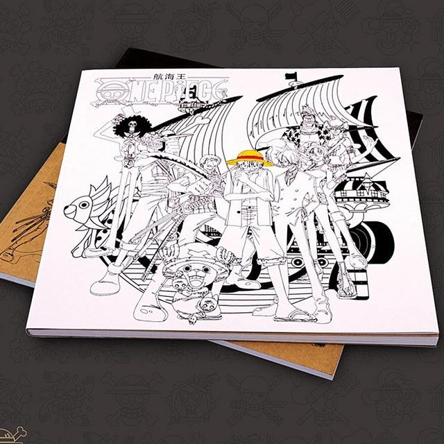 Ein Stück Malbuch Geheimen Garten Stil Malbuch Für Kinder Stress ...