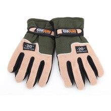 1 пара осенне-зимних мужских охотничьих перчаток, теплые флисовые мужские спортивные перчатки, перчатки на полный палец, дышащие велосипедные перчатки