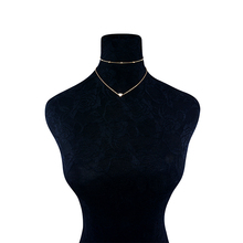 Double Chain Necklaces & Pendants
