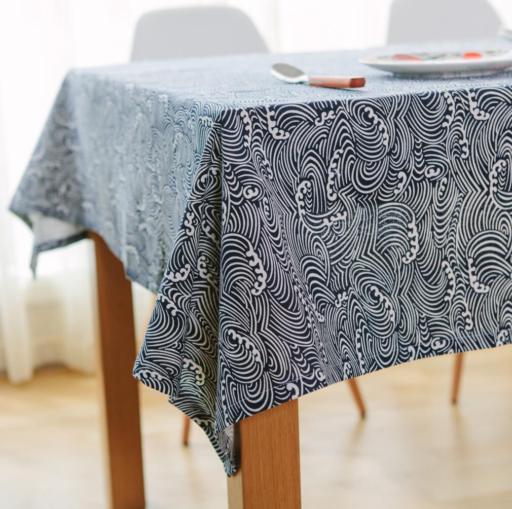 Медленно Soul Традиционный китайский Стиль прямоугольник скатерть крышка для дома диван Кофе Таблица toalha-де-меса покровно zb-105