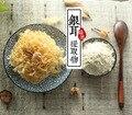 Envío gratis Nieve hongo 200 g/lote comestible hongo blanco Fuciformis Tremella polisacárido 30% para la belleza