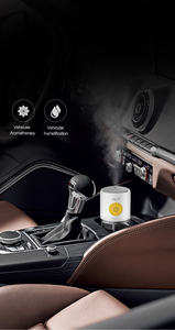 Image 4 - Xiaomi Deerma Mini USB Ultrasonic Mist Humidifier Aroma Essential Oil Diffuser Aromatherapy Car Air Purifier For Office Home