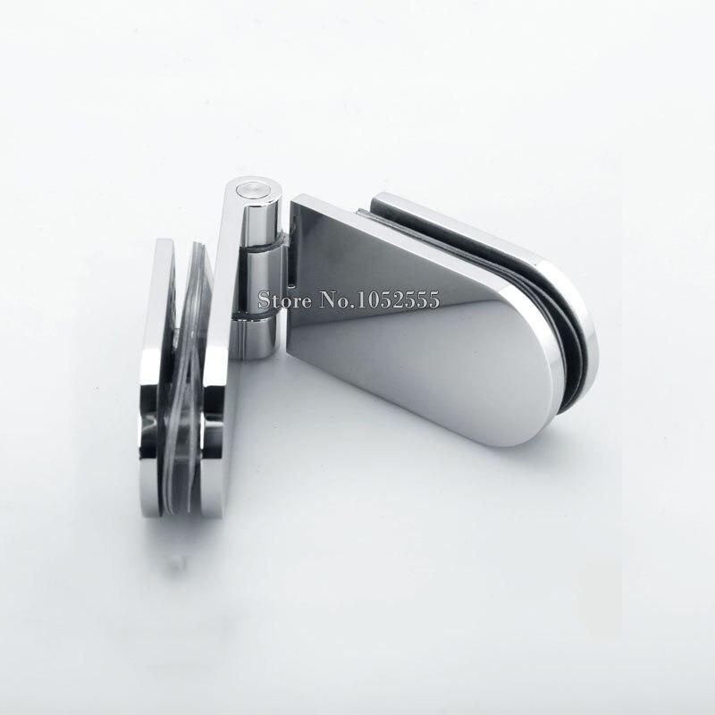 Glas tür scharnier, dusche tür scharnier, edelstahl scharnier /(XYGL-21/), 90 grad,