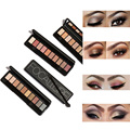 Women Beauty 10 Colors Eyeshadow Palette Eye Shadow Makeup Nude Eye Shadow Shimmer Matte Eyeshadow Earth Color  Cosmetic Makeup