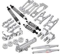 WL K949 10428 A 10428 B 10428 C Rc Car spare parts Aluminum Alloy Upgrade Accessories K949 001~K949 012