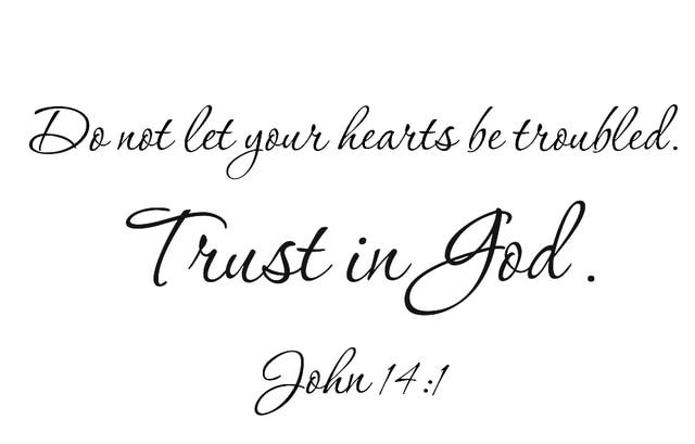 Yingkai Zaufanie W Boga Jana 141 Biblijne Wersety Scriptures