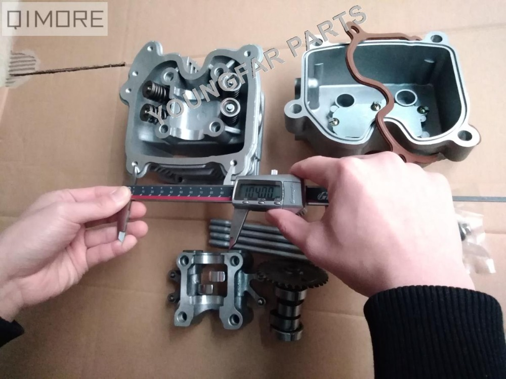 GY6 4V Head kit size 4