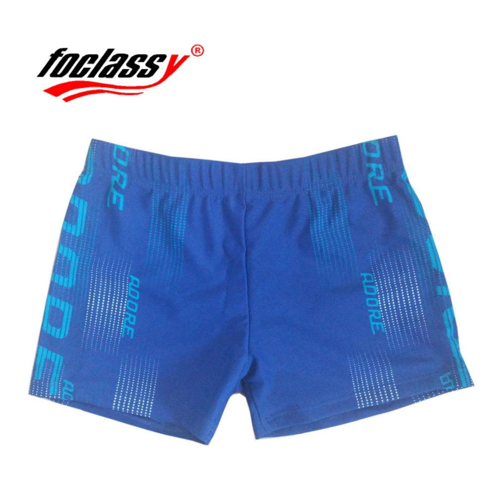 New 2017 Boys Swimming Trunks FOCLASSY Children Boys Summer Swimwear Swim Trunks 3-11 Years Old