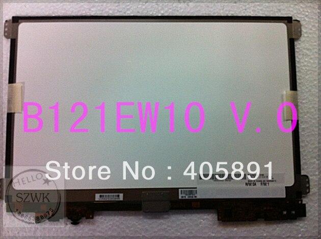 """Original & Brand New 12.1"""" Laptop LED Panel B121EW10 V.0"""