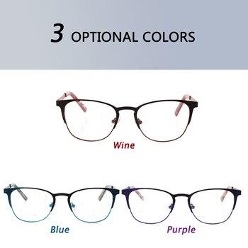 REAL Vintage Metal Eyeglass  4